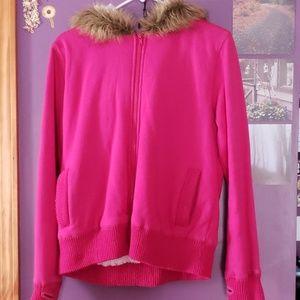 OP jacket pink
